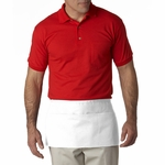 UltraClub Apron: Three-Pocket Waist (8203)