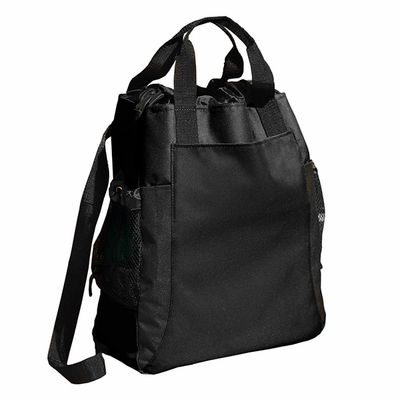 UltraClub Backpack: Two Water Bottle Side Pockets (7291)