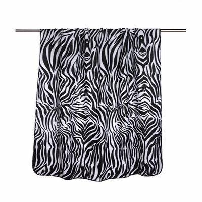 Tie-Dye Fleece Blanket: (8483)