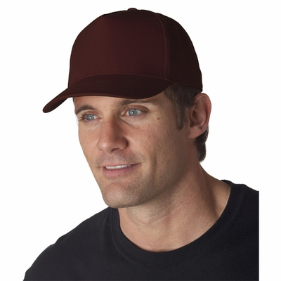 UltraClub Cap: 100% Cotton Classic Cut Twill (8120)