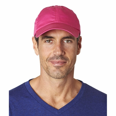 UltraClub Cap: 100% Cotton Classic Cut Twill (8121)