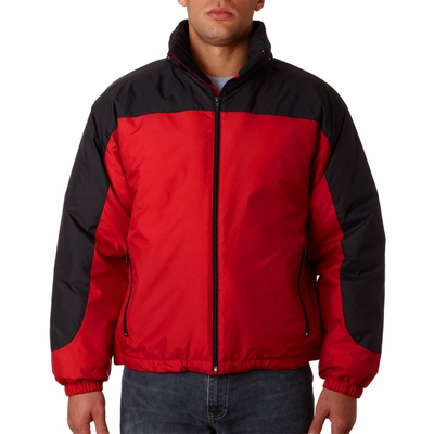 UltraClub Men's Jacket: Extreme Weather Resistant (8911)