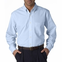 UltraClub Men's Oxford Shirt: (8970T)