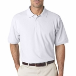 UltraClub Men's Polo Shirt: (7500)