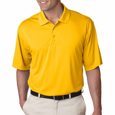 Men's Cool & Dry Sport Performance Interlock Polo: (8425)