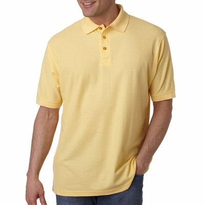 UltraClub Men's Polo Shirt: Whisper Pique (8540)