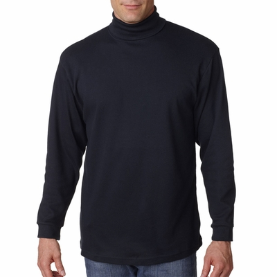 UltraClub Men's Turtleneck: (8516)