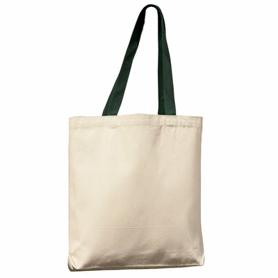 UltraClub Tote Bag: 100% Cotton Marianne Canvas (8868)