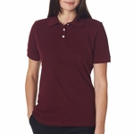 UltraClub Women's Polo Shirt: (7510L)
