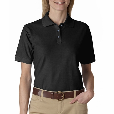 Ladies' Whisper Piqué Polo: (8541)