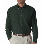 Van Heusen Men's Oxford Shirt: Classic Long-Sleeve (57800)