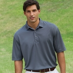 Willow Pointe Men's Polo Shirt: Short-Sleeve Performance w/ Moisture Wicking (2000)