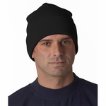 Cuffed Knit Cap: (1501)