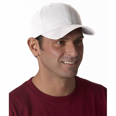 Yupoong Cap: 100% Cotton Brushed Twill Mid-Profile (6363V)