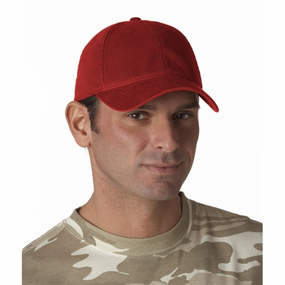 Yupoong Cap: Flexfit Biowash Cotton Washed Twill (6997)