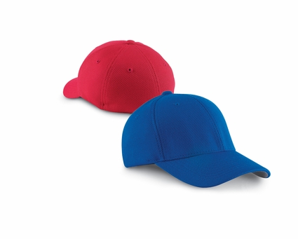 Cool & Dry® Piqué Mesh Cap: (6577CD)