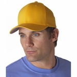 Yupoong Cap: Flexfit Wooly 6-Panel (6277V)