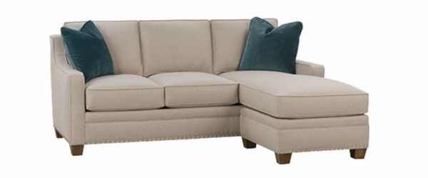 Apartment Size Sectional Chaise - TheApartment