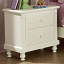 Adria Youth 2 Drawer Nightstand