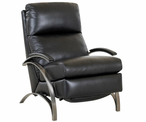 Anton Modern European Style Leather Reclining Chair