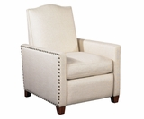 "Arden ""Quick Ship"" Fabric Recliner"