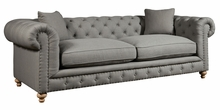 "Armstrong ""Quick Ship"" Tufted Chesterfield Collection"