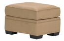 Barclay Fabric Upholstered Ottoman