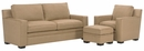 Barclay Fabric Upholstered Sofa Set