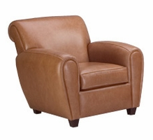 Baxter Leather Chair