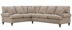 """Brin """"Quick Ship"""" Sectional (Version 3)"""