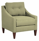 Brody Comfortable Fabric Accent Chair
