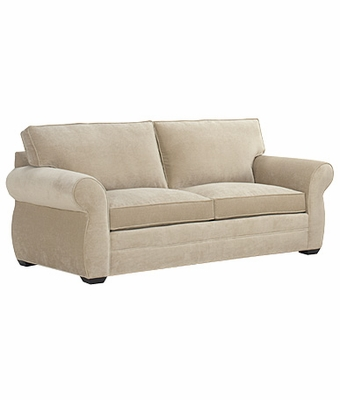 Upholstered Queen Sleeper Sofa Like Pearce