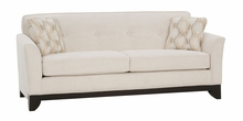 Brookshire Button Back Fabric Couch Collection