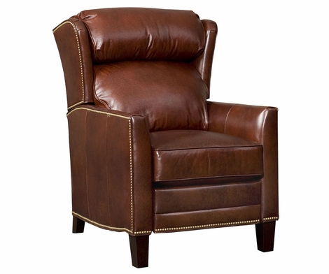 Buckley Bustle Wing Back Recliner