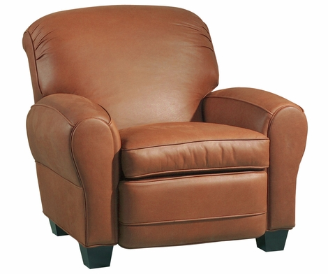 Rogers Leather Classic Club Recline Chair