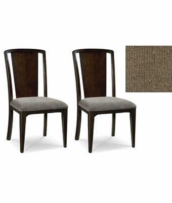 Cabot Upholstered Dining Chairs Set of 2