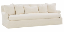 Calista 3 Lengths Select-A-Size Slipcovered Bench Seat Sofa Collection