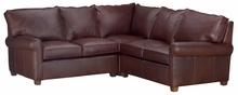 Chadwick Modular Leather Sectional Couch