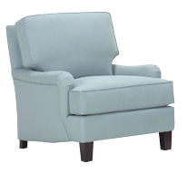 Charles Fabric Upholstered Chair