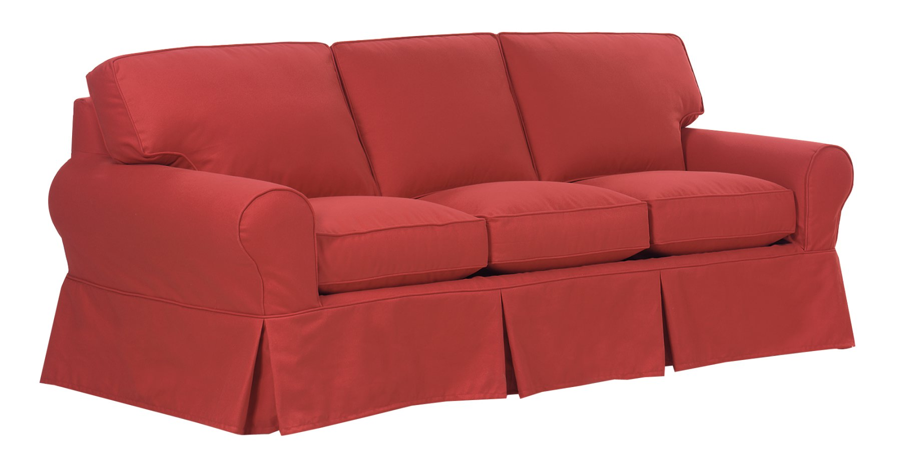 Chloe Slipcovered Sleeper Sofa Club Furniture