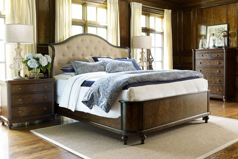 Cromwell Wood Bedroom Furniture Collection