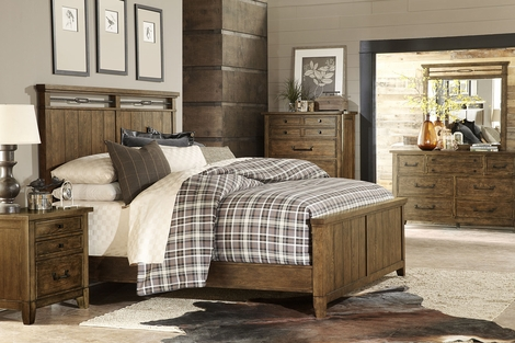Ashland Wood Bedroom Furniture Collection