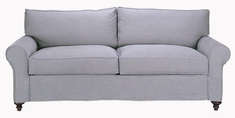 Colby Fabric Slipcovered Sofa