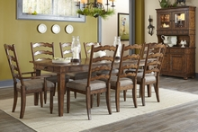 Colton Casual Wood Dining Collection