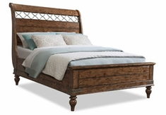 Colton Sleigh Bed