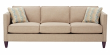 Connie Track Arm Fabric Sofa Collection