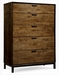 Kipton Contemporary 5-Drawer Bedroom Chest