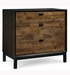 Kipton Contemporary 2-Drawer Nightstand