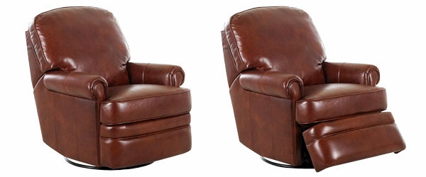 Leather Swivel Glider Recliner Chair – Leather Swivel Glider Chair