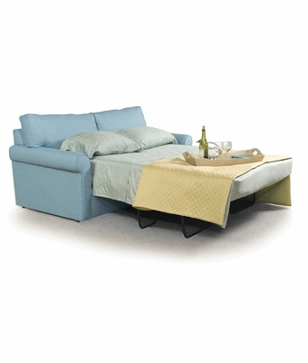 dana designer style apartment full size sleeper sofa